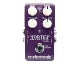 TC Electronic VORTEX FLANGER Pedal para guitarra/baixo
