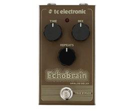 TC Electronic ECHOBRAIN ANALOG DELAY Pedal para guitarra/baixo
