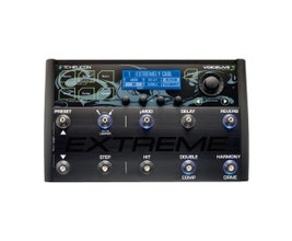 TC Helicon VOICELIVE 3 EXTREME Pedal para vocal/voz