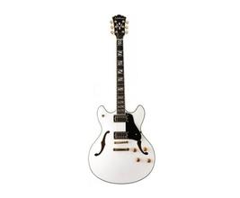 Washburn HB35WH Guitarra Semi-acústica