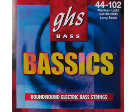 GHS ML6000 Cordas para baixo 4 cordas