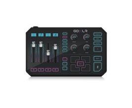 TC Helicon GO XLR Processador Vocal Multi efeitos
