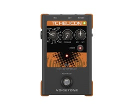 TC Helicon VOICETONE E1 Pedal para vocal/voz