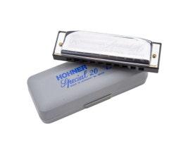 Hohner Kit Harmonica Special 20 - C, G, A Harmônica