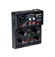 Lexsen GOMIX1 Mesa de Som com Interface de Gravação USB e Bluetooth