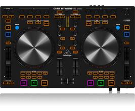 Behringer CMD STUDIO 4A Controladora de DJ com 4-deck