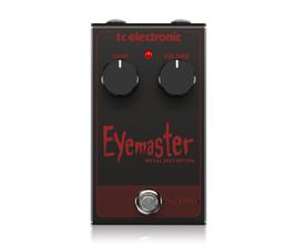 TC Electronic Pedal Eyemaster Metal Distortion