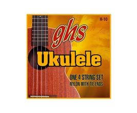 GHS 10 Cordas para ukulele nylon