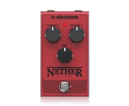 TC Electronic Pedal Nether Octaver