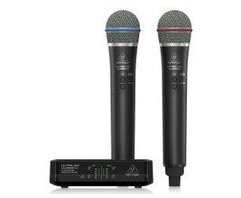 Behringer ULM302MIC Microfone Digital sem Fio com 2 bastões