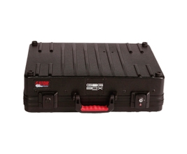 Gator G-GIG-BOX-TSA Kit com pedalboard e suporte para guitarra