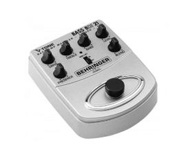 Behringer BDI21 Pedal para Contrabaixo V-Tone Bass
