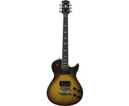Washburn WINDLXFHB Guitarra Single Cutway